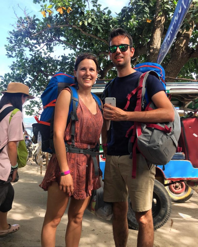 reinventarse en indonesia