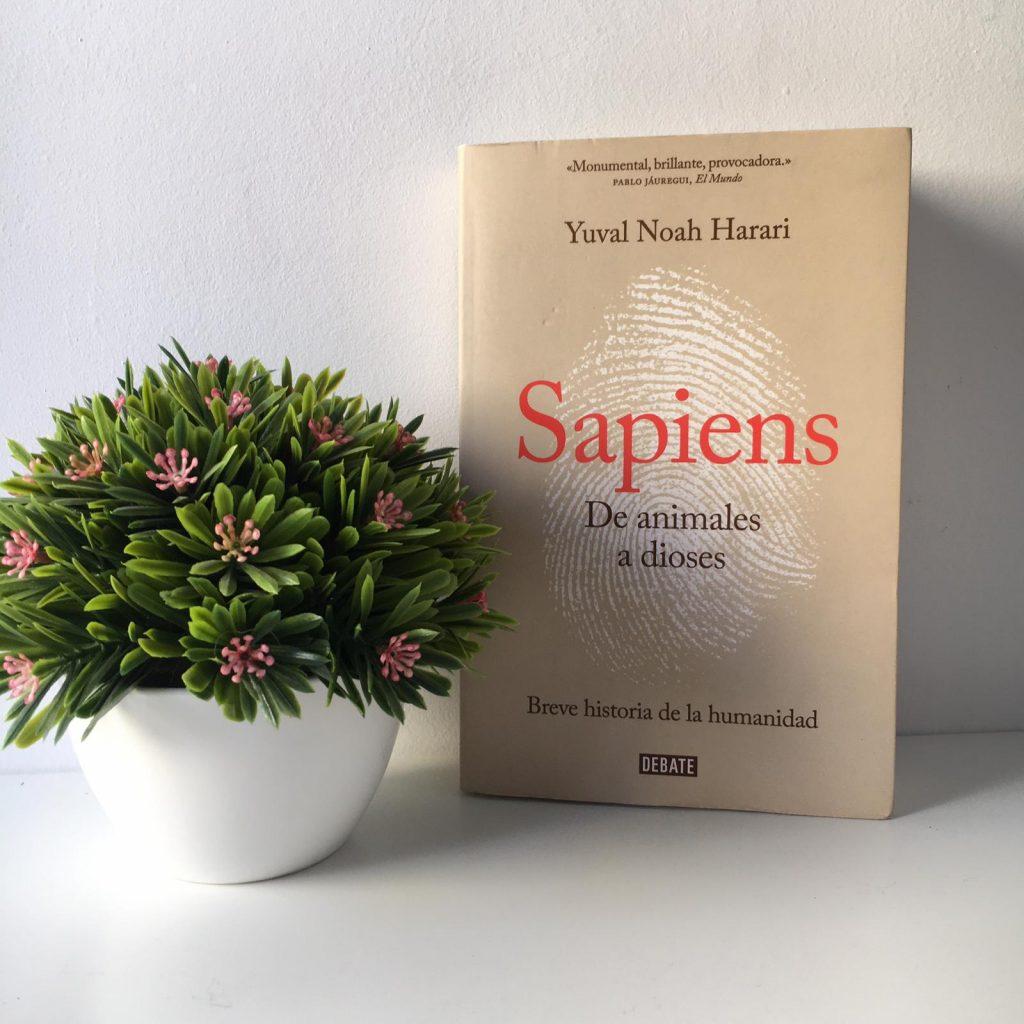 sapiens, de animales a dioses
