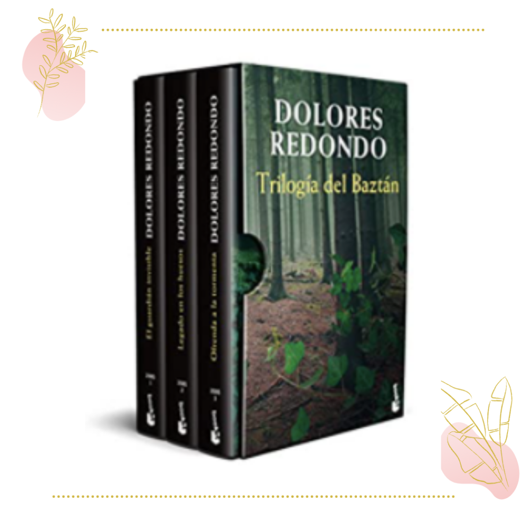 la trilogía del Baztán de Dolores Redondo